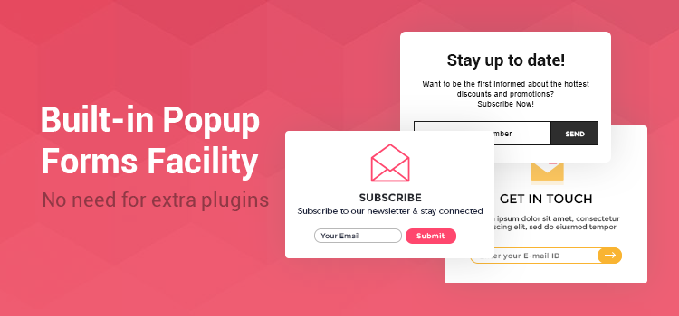 The Easiest Way to Create WordPress Popup Forms - Best WordPress Form  Builder Plugin - ARForms | Mailchimp for WordPress